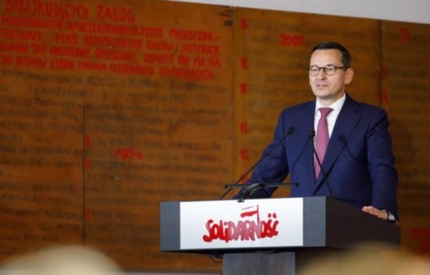 Premier: Doceniamy bohaterów opozycji antykomunistycznej