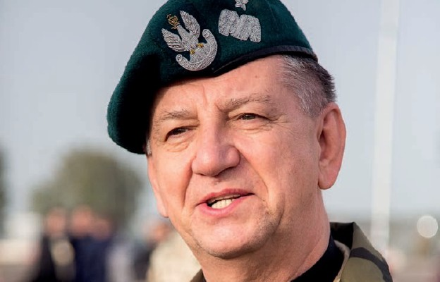 Biskup generał brygady Józef Guzdek