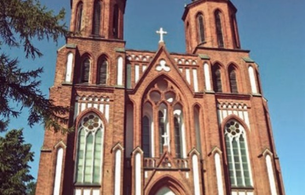 Kościół św. Leonarda w Liwie