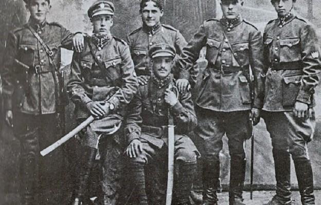 Bitwa polskich ułanów