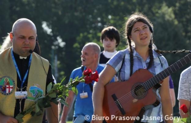 Jasna Góra: szczecińska piesza pielgrzymka już przed Cudownym Obrazem