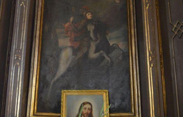 TD., Krzcięcice, ołtarz św. Prokopa
