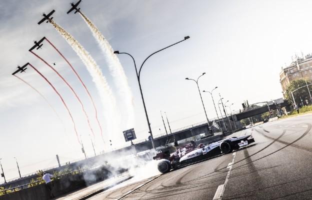 Unikalny wyścig zawodników ORLEN Team z dwóch odmiennych światów Formuły 1 i F1H2O