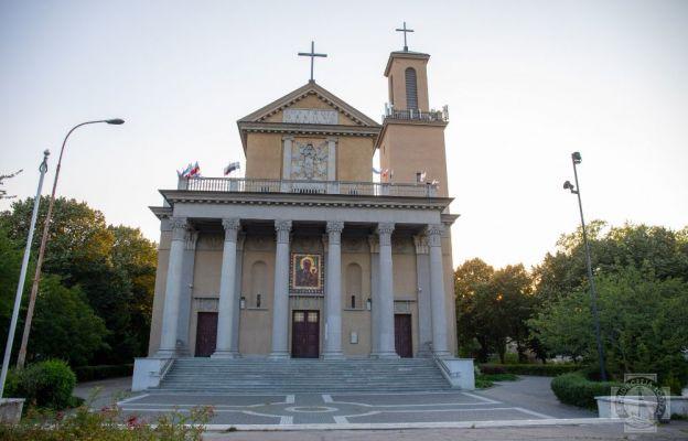 Kościół pw. Matki Boskiej Zwycięskiej w Łodzi