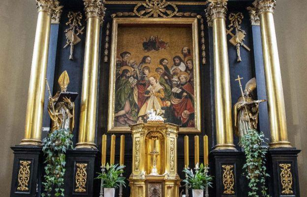 500 lat obecności cudownego obrazu Zaśnięcia Matki Bożej w farze piotrkowskiej