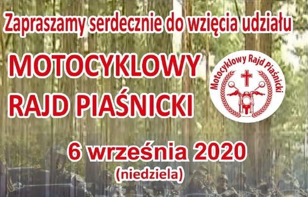 Motocyklowy Rajd Piaśnicki