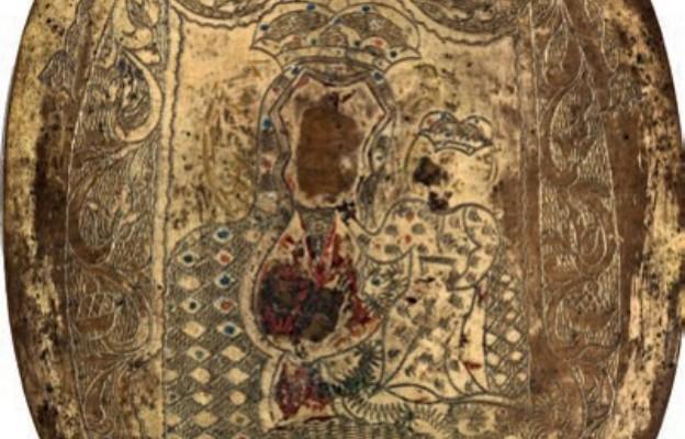 Kaplerz zMatką Bożą Częstochowską