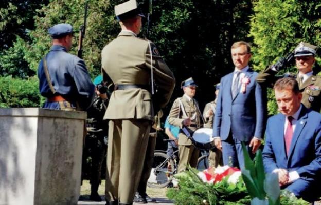 Patronka Warszawy. Strażniczka Polski