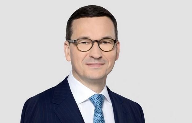 Morawiecki podziękował Czaputowiczowi za kierowanie resortem spraw zagranicznych