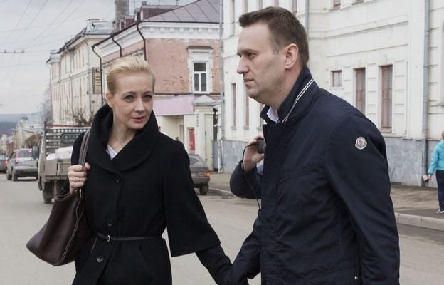 Rosja: Julia Nawalna dopuszczona w szpitalu do męża