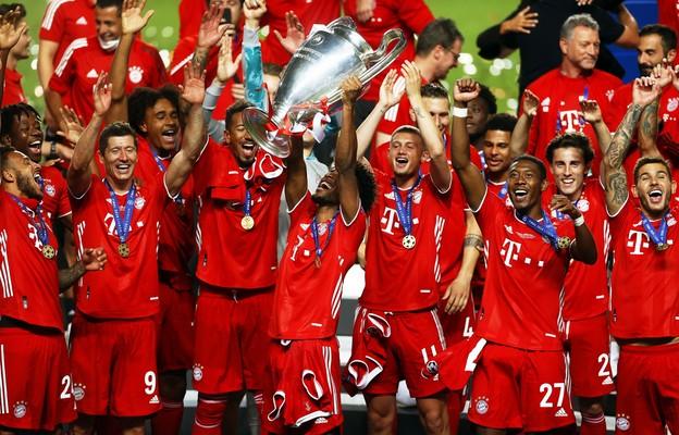 Bayern Monachium wygrywa Ligę Mistrzów