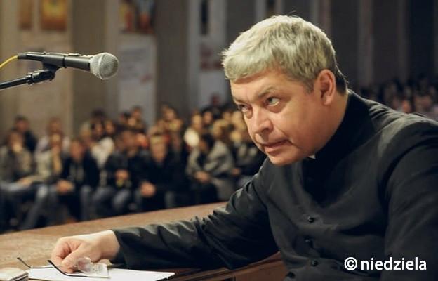 ks. Piotr Pawlukiewicz (1960 – 2020) wygłosił tysiące kazań