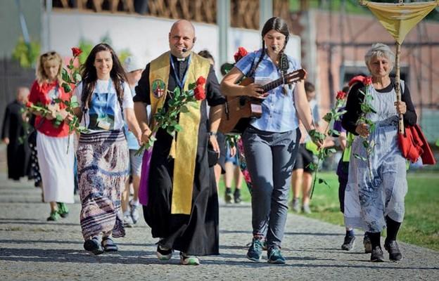 Pielgrzymi dotarli do stóp Pani Jasnogórskiej