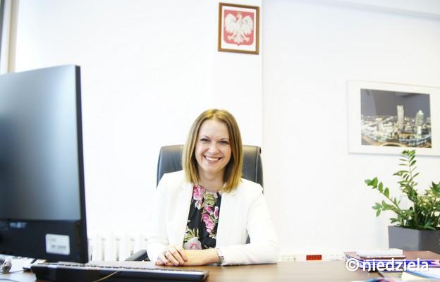 Anna Schmidt-Rodziewicz; pełnomocnik rządu ds. równego traktowania