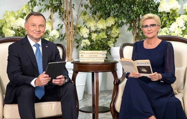 """Para Prezydencka zapraszają na Narodowe Czytanie """"Balladyny"""""""