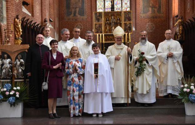 Konsekracja dziewicy w diecezji toruńskiej