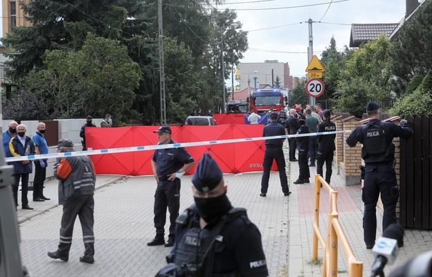 Białystok: 4 ofiary wybuchu w domu jednorodzinnym