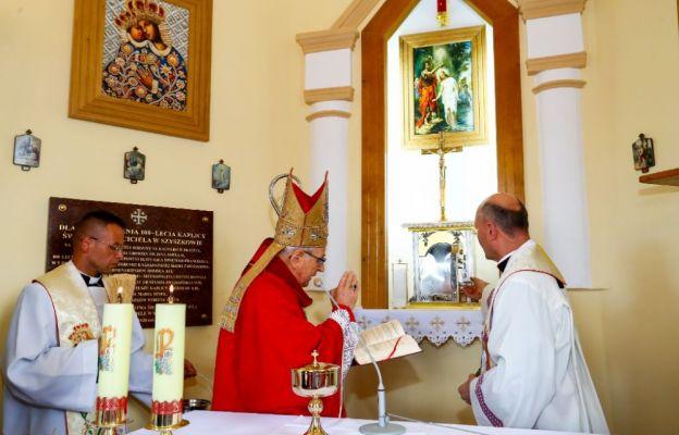 Druga część jubileuszu 100-lecia kaplicy w Szyszkowie