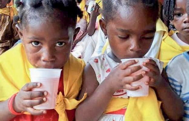 2 tysiące kameruńskich dzieci objętych