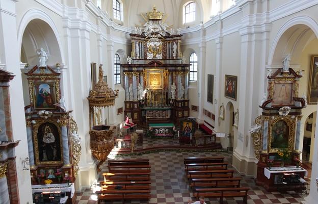 Msza św. z Trok w TVP Wilno