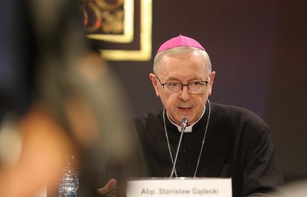 Abp Gądecki: Synod ogłoszony przez papieża Franciszka przybiera nową postać