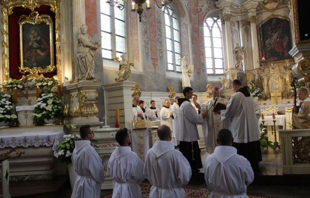 Klasztor franciszkański we Wschowie 4 września był miejscem dwóch historycznych wydarzeń