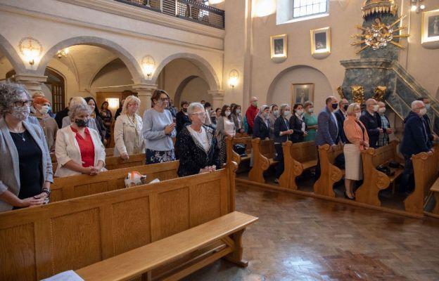 Spotkanie katechetów regionu piotrkowskiego
