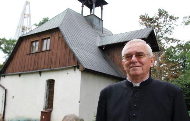 Ks. prał. Jan Pawlak zaprasza na odpust do kaplicy Narodzenia NMP