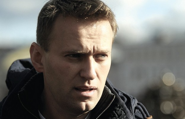 Aleksiej Nawalny, lider rosyjskiej opozycji
