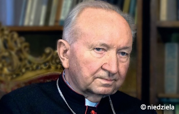 Kard. Marian Jaworski (1926 – 2020)