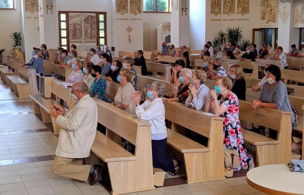 Pompejański Dzień Skupienia z Oblubienicą Ducha Świętego