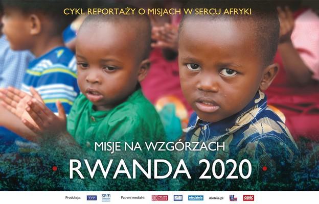 Telewizja Polska: od września cykl reportaży o misjach w Rwandzie