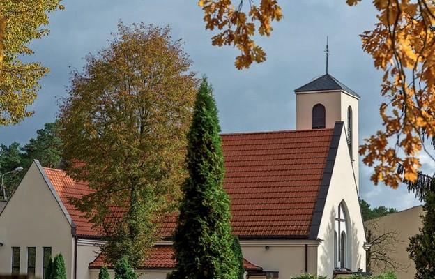 Kościół powstał w zaledwie osiem miesięcy