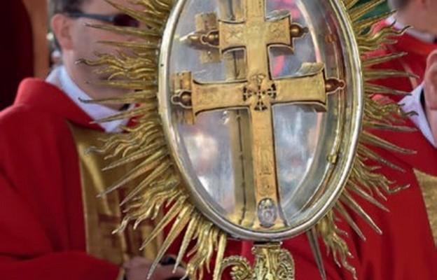 W mocy krzyża