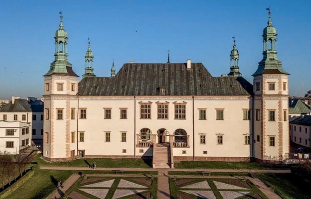 Dawny pałac biskupów wKielcach
