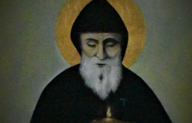 św. Szarbel, libański mnich