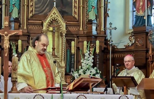 Kapłańska sztafeta