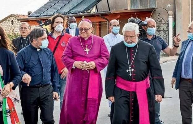 Włoskie spotkania abp. Jagodzińskiego