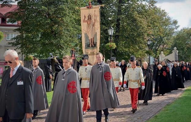 Bożogrobcy podjęli dziedzictwo papieża