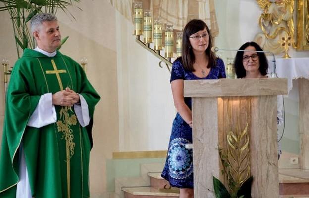 Ks. Zdzisław, Kinga iBarbara opowiadali oRwandzie
