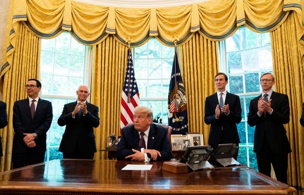USA/ Biały Dom: Bahrajn i Izrael nawiążą stosunki dyplomatyczne (opis)