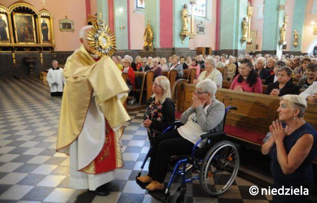 Abp Wacław Depo odprawi na Jasnej Górze Mszę św. w intencji chorych