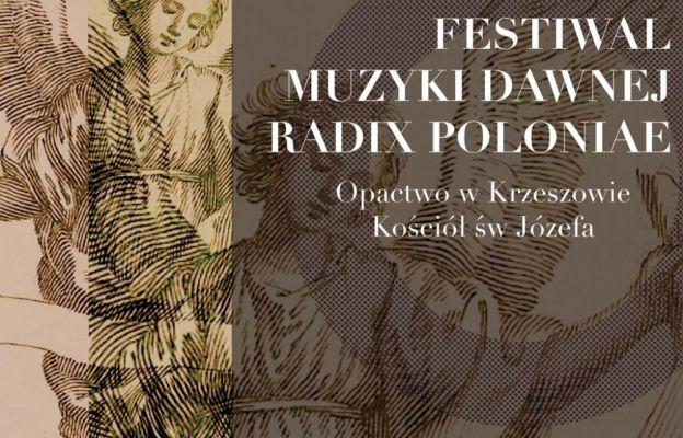 Festiwal Muzyki Dawnej w Krzeszowie