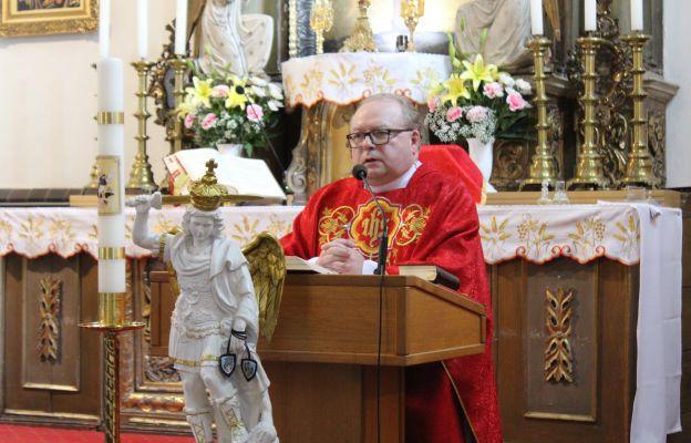 Ks. prał. Radosław Kisiel - dyrektor Caritas Diecezji Świdnickiej