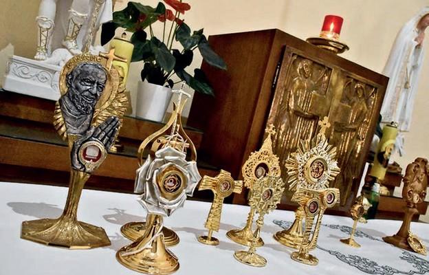 Relikwie stanowią zapowiedź zmartwychwstania ciał na sądzie ostatecznym