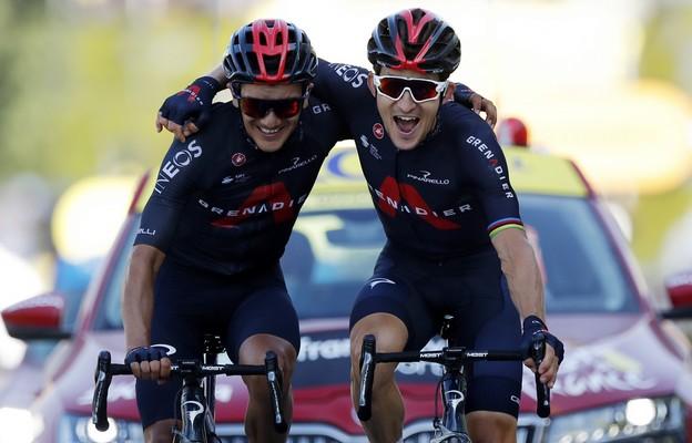 Tour de France - Kwiatkowski wygrał 18. etap
