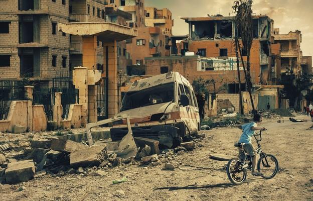 Liban prosi Kościół o solidarność