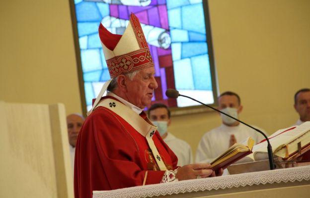 Homilia abp. Andrzeja Dzięgi