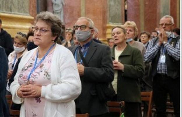 Jasna Góra: III ogólnopolska pielgrzymka seniorów