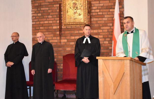 Wspólna modlitwa zgromadziła duchownych różnych wyznań